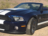 2012 Shelby  GT500 Convertible