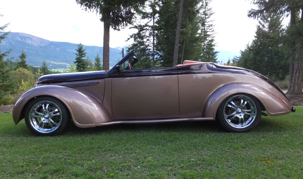 1937 Plymouth Roadster