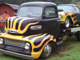 1951 Ford COE Cabover