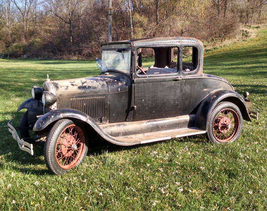 1928 Ford Model A Special