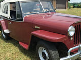1949 Willys  Overland Jeepster