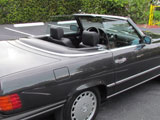 1989 Mercedes-Benz 560 SL Convertible