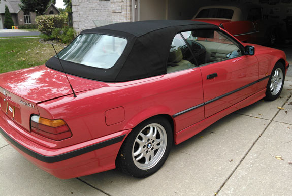 BMW I Series Convertible Cars On Linecom Classic - 1997 bmw 328i convertible