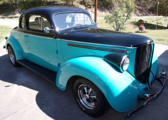 1938 Dodge Business Coupe