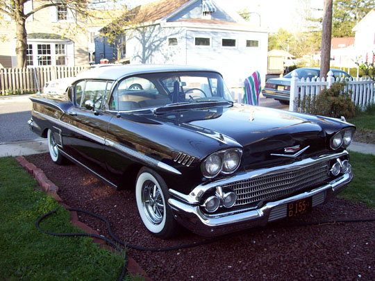 1958 Chevy Impala 2 Door