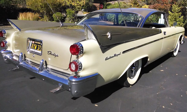 1958 Dodge Custom Royal
