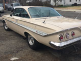 1961 Chevy Impala Bubble Top 409