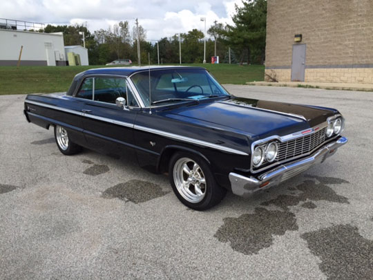 1964 chevy impala ss. Black Bedroom Furniture Sets. Home Design Ideas