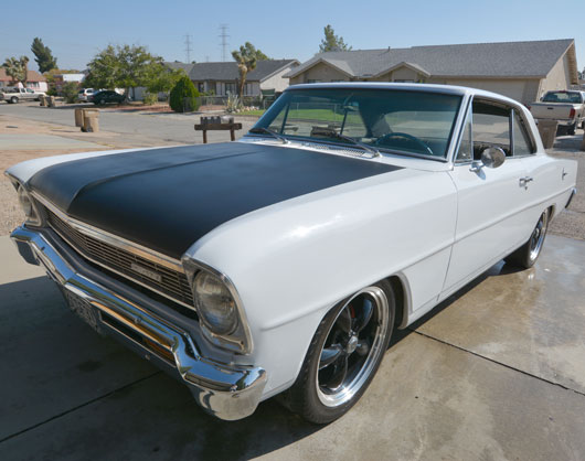Pro Touring Cars For Sale >> Chevy Nova Pro Touring