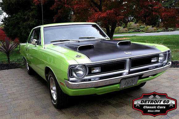 Dodge Performance Parts >> 1970 Dodge Dart Swinger
