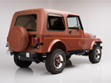 1983 AMC Jeep CJ-7 Limited Edition