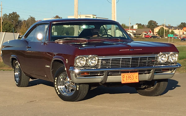1965 Chevy Impala Ss Cars On Linecom Classic Cars For Sale