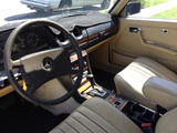 1983 Mercedes 300 CD Turbo Diesel