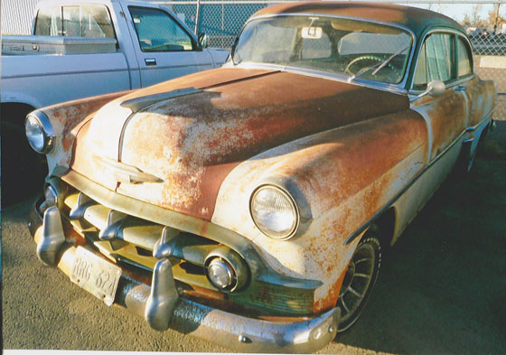 1953 Chevy 2 Door