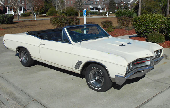 1967 Buick Grand Sport Convertible