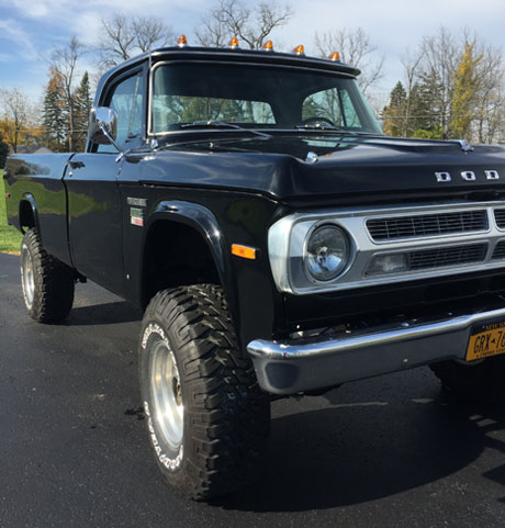 1970 Dodge  3/4 Ton Pickup