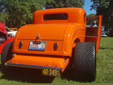 1932 Ford 5-W Coupe Street Rod