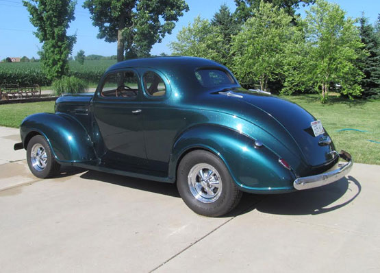 Cars For Sale In Wisconsin >> 1939 Plymouth Business Coupe