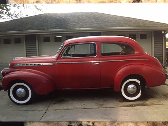 1940 chevy special deluxe 2 door sedan for 1940 chevrolet 2 door sedan