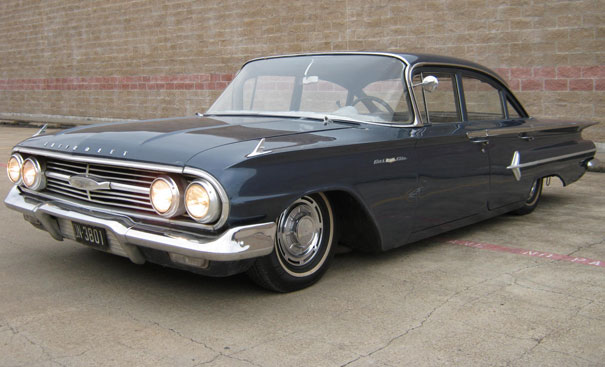 1960 Chevy Bel Air