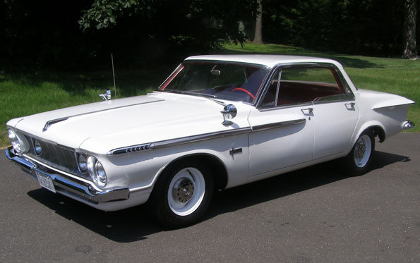 1962 Plymouth Fury 4 Door Hardtop
