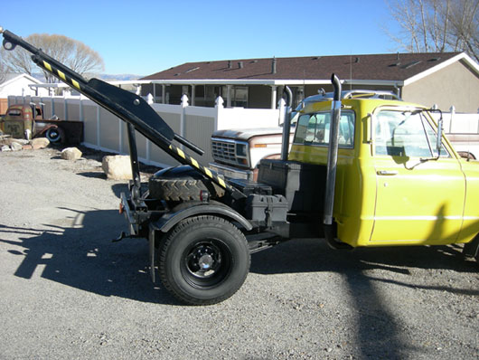 1967 Chevy  C20 Tow Truck