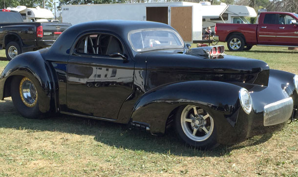 1941 Willys Blown Pro Street