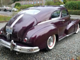 1948 Pontiac 2 Door Fastback