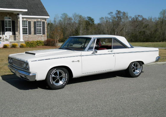 1965 Dodge Coronet 500 | Cars On Line.com | Clic Cars For Sale