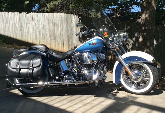 2005 Harley-Davidson Soft Tail Deluxe