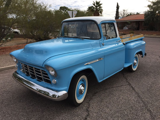 1955 chevy truck for sale arizona by owner autos post. Black Bedroom Furniture Sets. Home Design Ideas