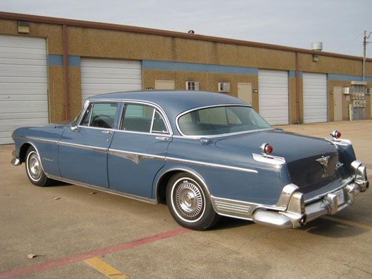 1955 Chrysler Crown Imperial Cars On Line Com Classic Cars For Sale