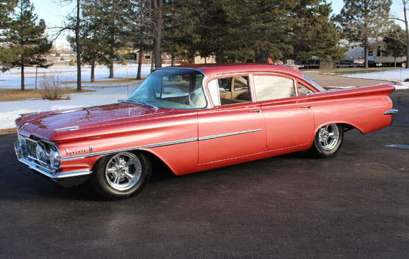 1959 Oldsmobile 88 Dynamic