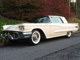 1960 Ford Thunderbird Coupe
