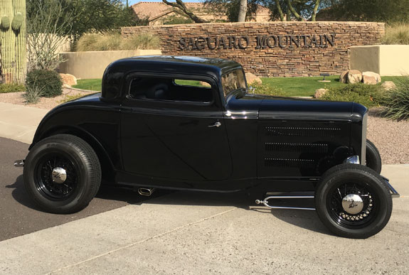 32 Ford Coupe For Sale Craigslist >> 1932 Ford 3 Window Coupe