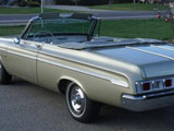 1964 Dodge Polara 500 Convertible