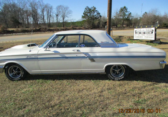 1964 Ford Fairlane Sport Coupe | Cars On Line com | Classic Cars For