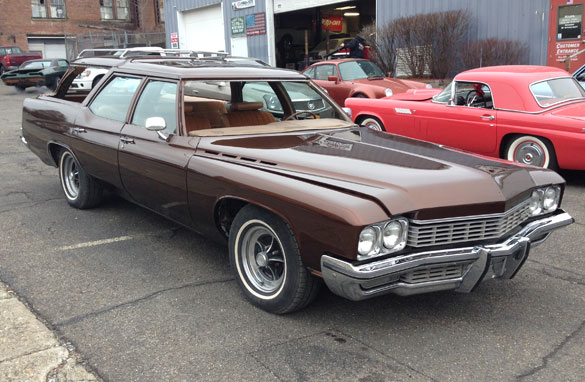 1972 Buick Estate Wagon