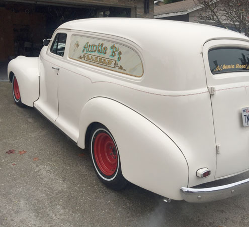 1941 Chevy Sedan Delivery Wagon | Cars On Line com | Classic Cars