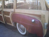 1949 Chrysler Woody Royal Wagon