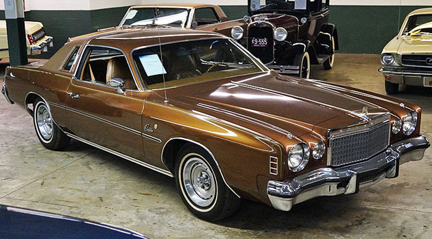 1977 Chrysler Cordoba Coupe