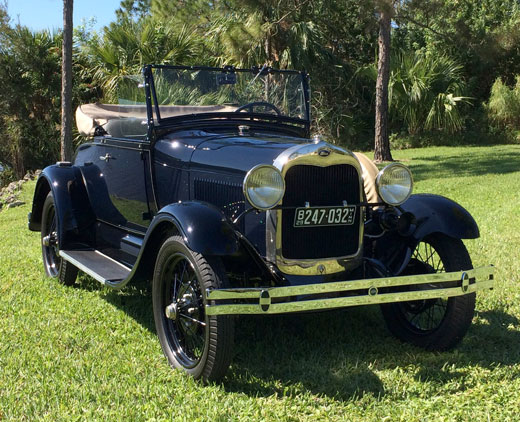 Ford Model A Roadster Cars On Line Com Classic Cars For Sale