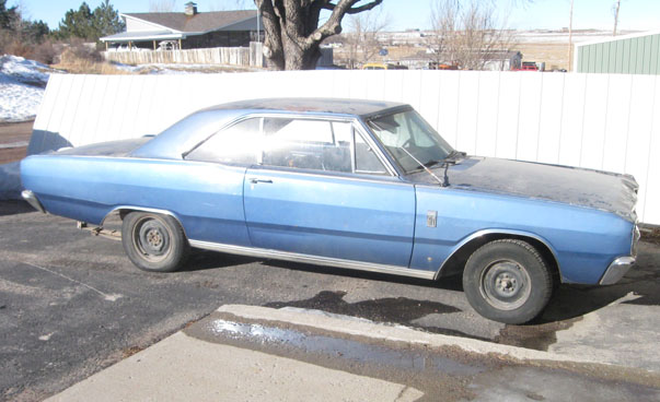 1967 Dodge Dart Gt Cars On Linecom Classic Cars For Sale