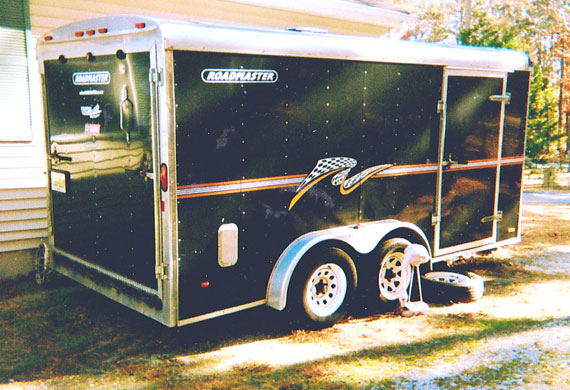 2005 Enclosed Trailer | Cars On Line com | Classic Cars For Sale