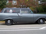 1957 Chevy Sedan Delivery 150