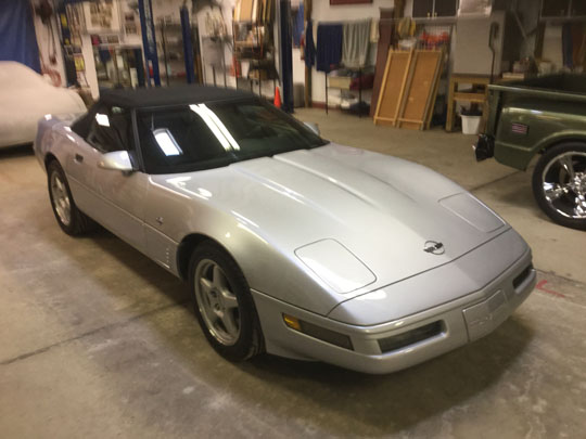 1996 corvette collector edition convertible. Black Bedroom Furniture Sets. Home Design Ideas