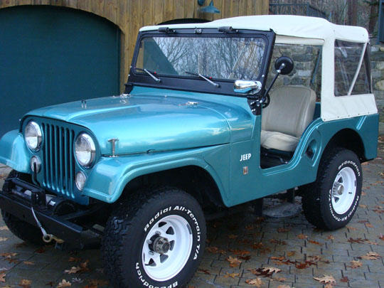 1969 Willys Jeep CJ5
