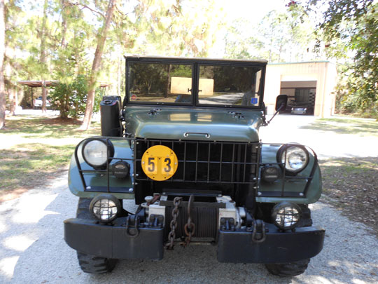 1953 Dodge M37 Power Wagon | Cars On Line com | Classic Cars For Sale
