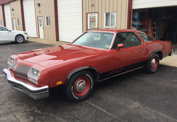 1976 Olds Cutlass 442