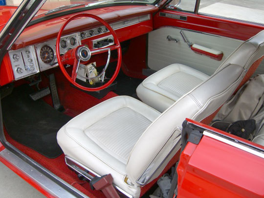 1964 Plymouth Valiant Signet 200 Convertible   Cars On Line com